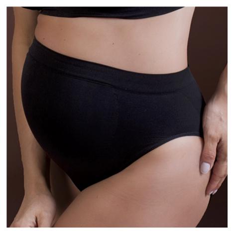 Bezszwowe antybakteryjne figi ciążowe Hanna Style