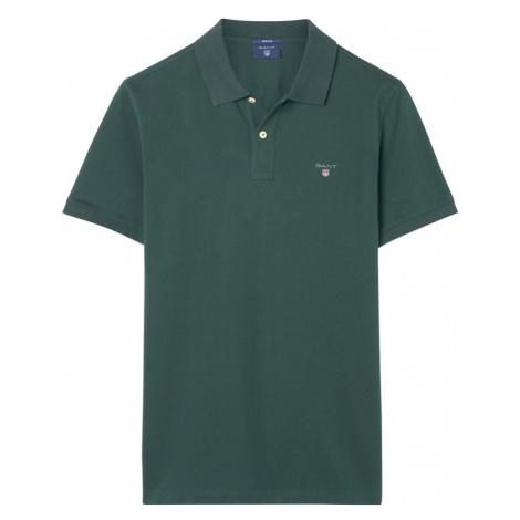 Gant, gra polo Zielony, male, rozmiary: