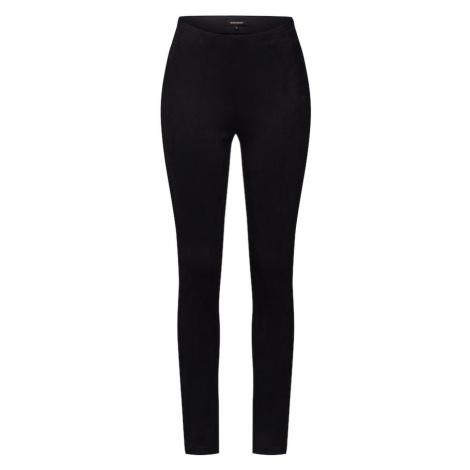 MORE & MORE Spodnie czarny