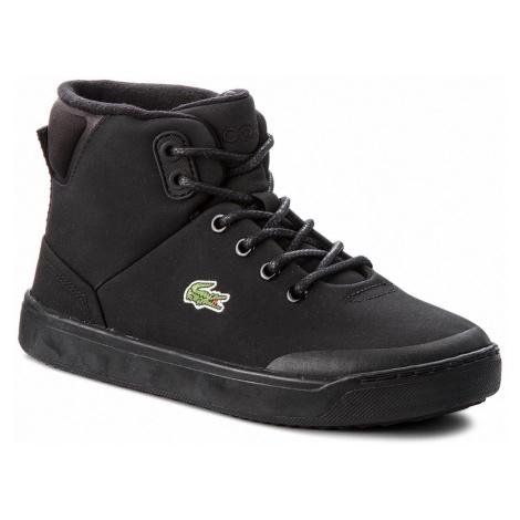 Sneakersy LACOSTE - Explorateur Classic3181CAJ 7-36CAJ000602H Blk/Blk