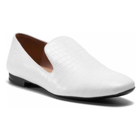 Gino Rossi Lordsy Iku DWK043-Z47-1180-1100-0 Biały