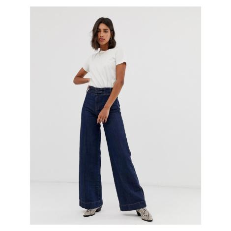 Free People Big Bell wide leg jeans