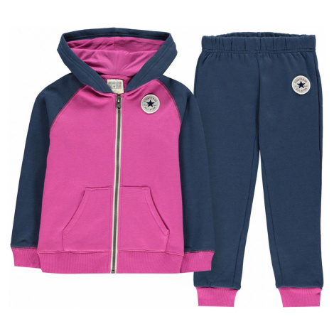 Converse Tracksuit Set Infant Girls Crafted