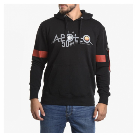 Bluza męska Alpha Industries Apollo 50 Reflective Hoody 198364 03