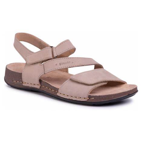 Sandały GO SOFT - WI21-CORSA-04 Beige