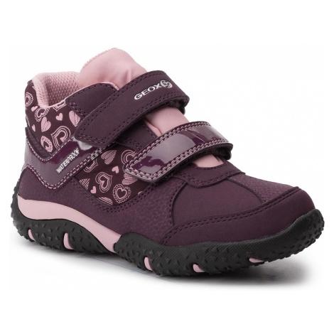 Trzewiki GEOX - J Baltic G. B Wpf B J942VB 0FUCE C8224 S Purple/Pink