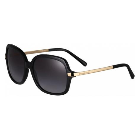 Michael Kors Okulary przeciwsłoneczne 'ADRIANNA II' czarny