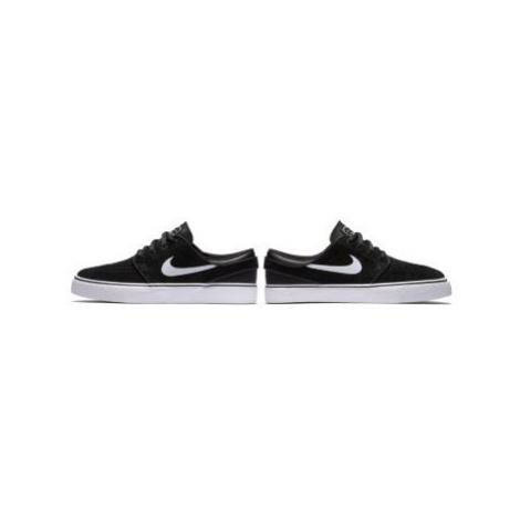Buty do skateboardingu dla dużych dzieci Nike SB Stefan Janoski - Czerń
