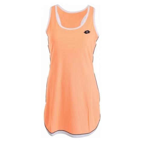 Lotto SHELA III DRESS W - Sukienka tenisowa