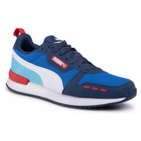 Sneakersy PUMA - R78 373117 06 Palace Blue/Dark Denim/White