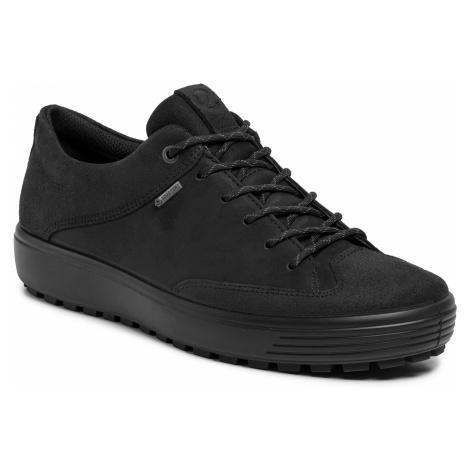 Półbuty ECCO - Soft Tred M GORE-TEX 45010451052 Black/Black
