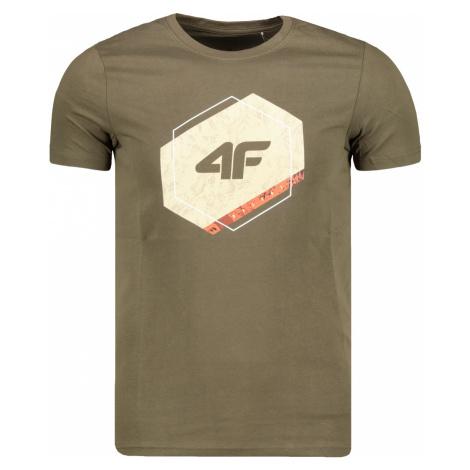 Men's t-shirt 4F H4L19-TSM010