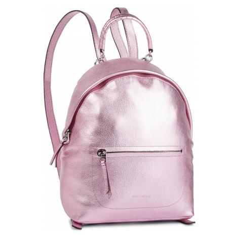 Plecak COCCINELLE - DN0 Leonie E1 DN0 14 01 01 Bubble Gum Met. P12