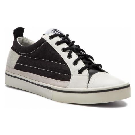 Tenisówki DIESEL - D-Velows Low Y01870 P2090 H1532 Black/White