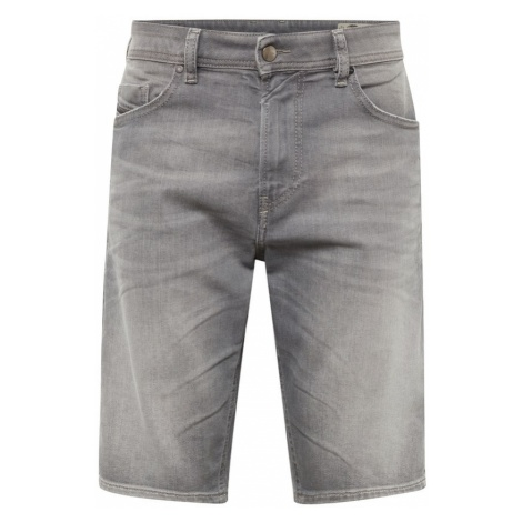 DIESEL Jeansy 'Thoshort' szary denim