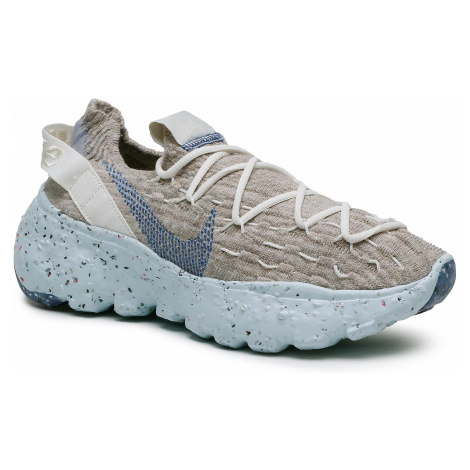 Buty NIKE - Space Hippie 04 CD3476 101 Sail/Astronomy Blue/Fossil