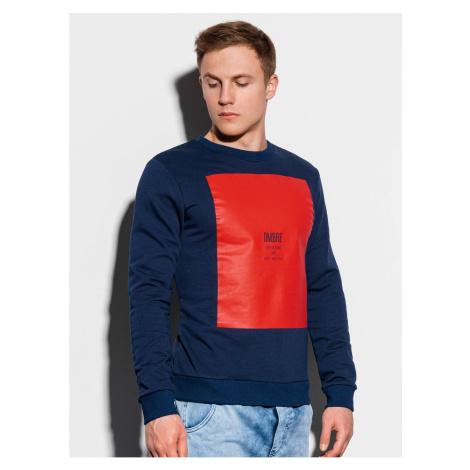 Ombre Clothing Men's printed sweatshirt B1045
