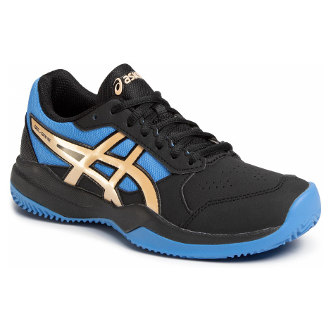 Buty ASICS - Gel-Game 7 Clay/Oc Gs 1044A010 Black/Champagne 012