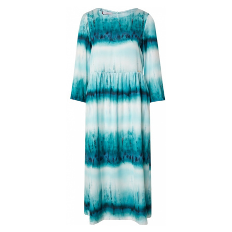 CINQUE Sukienka 'CIDALINA' niebieski / turkusowy