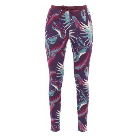 PALMERS Spodnie od piżamy 'Flowery Autumn' mieszane kolory