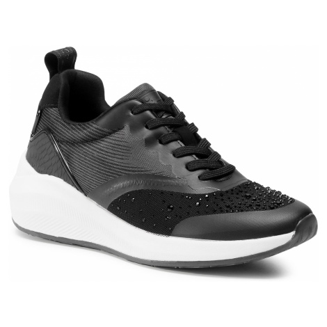 Sneakersy TAMARIS - 1-23730-25 Black 001