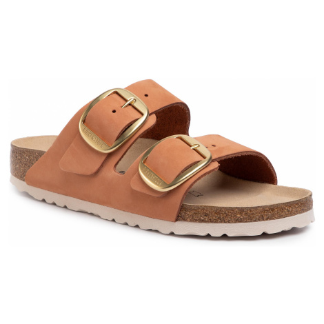 Klapki BIRKENSTOCK - Arizona Big Buckle 1015802 Brandy
