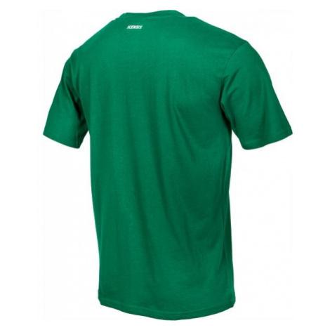 Kensis KENSO zielony - Koszulka męska