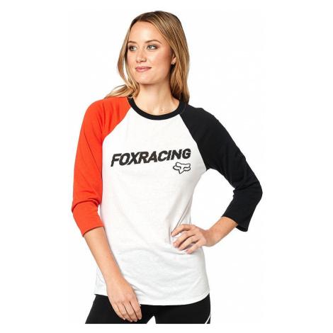T-shirt Fox Struck Top LS - White
