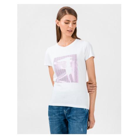 Trussardi Jeans Koszulka Biały