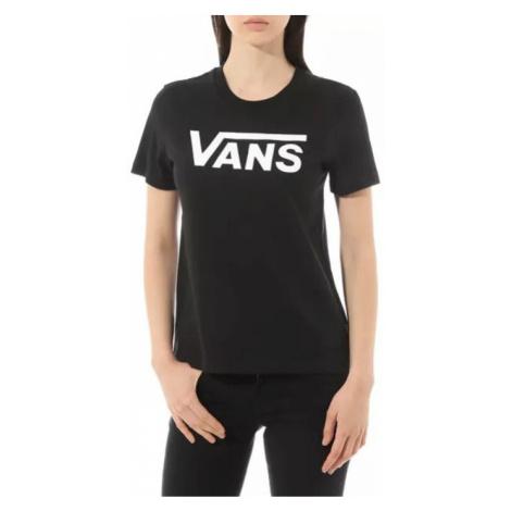Koszulka damska Vans Flying V Crew VA3UP4BLK