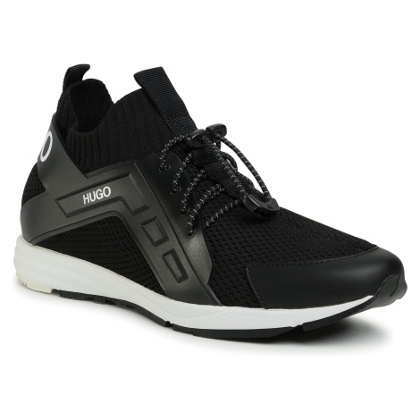 Sneakersy HUGO - Hybrid 50433050 10227421 01 Black 001 Hugo Boss