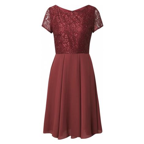 SWING Sukienka koktajlowa krwistoczerwony