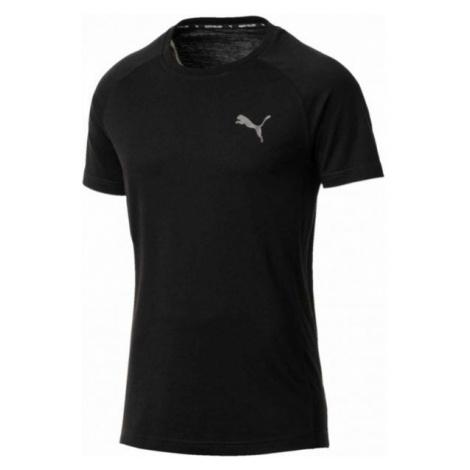 Puma EVOSTRIPE WARM TEE - Koszulka funkcjonalna męska