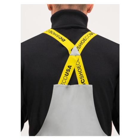 DC Spodnie narciarskie EDYTP03040 Szary Regular Fit