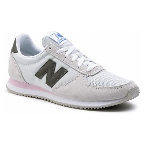 Sneakersy NEW BALANCE - WL220AC Beżowy