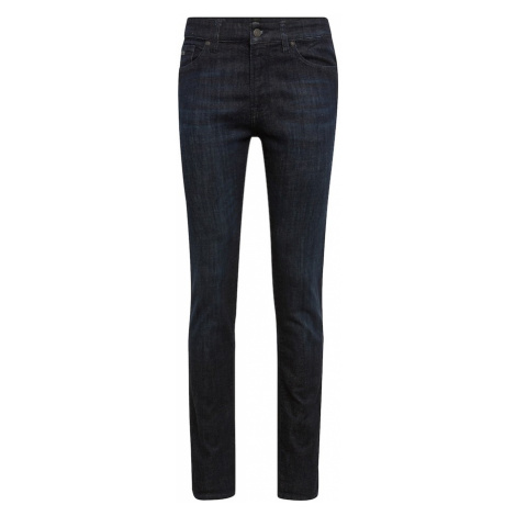 BOSS Jeansy 'Maine BC-P' niebieski denim Hugo Boss