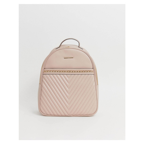 Aldo quilted backpack