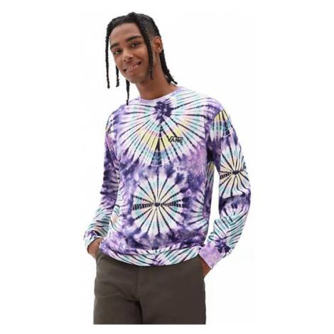 Koszulka męska loongsleeve Vans Burst Tie Dye VN0A54D5Z71