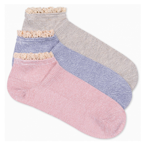 Edoti Women's socks ULR017 - mix 3