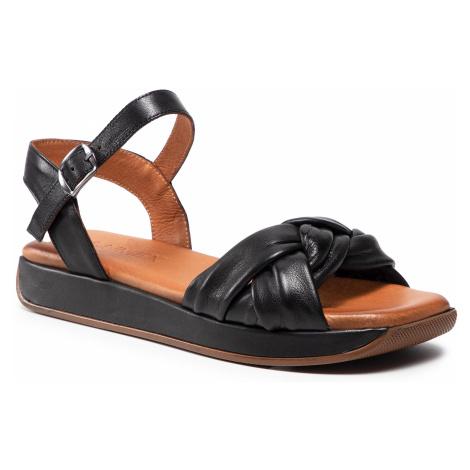 Sandały ANN MEX - 0009 Czarny