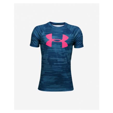 Under Armour Tech™ Koszulka dziecięce Niebieski