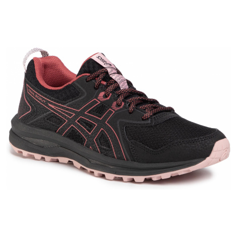 Buty ASICS - Trail Scout 1012A566 Black/Dried Rose 002