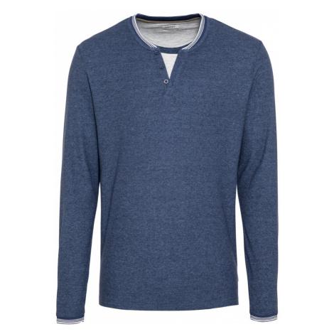 ESPRIT Koszulka nakrapiany niebieski