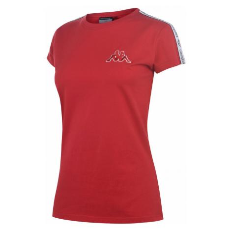 Kappa Tape T Shirt Ladies