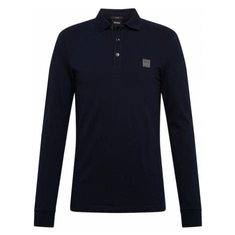 BOSS Koszulka 'Passerby' niebieski Hugo Boss