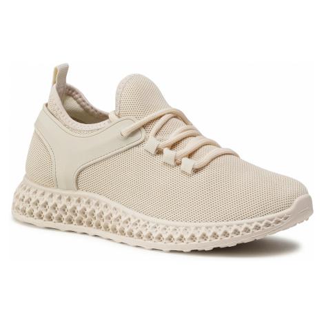 Sneakersy DEEZEE - WS290415-01 Beige