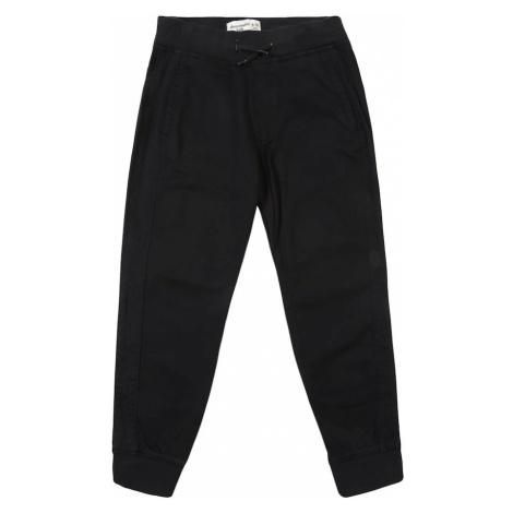Abercrombie & Fitch Spodnie czarny