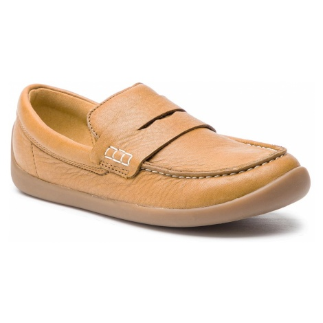 Mokasyny CLARKS - ArtistStride K 261424837 Tan Leather