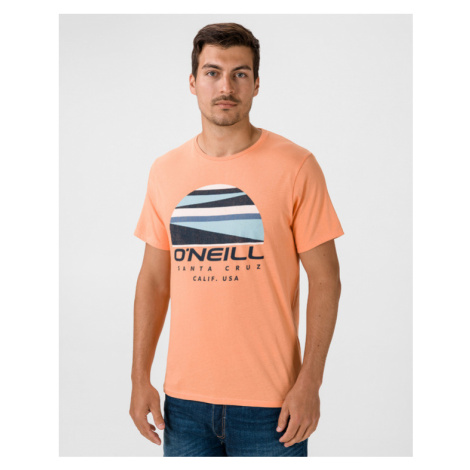 O'Neill Sunset Koszulka Pomarańczowy