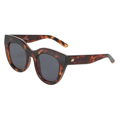 LE SPECS Okulary przeciwsłoneczne 'Air Heart' brązowy